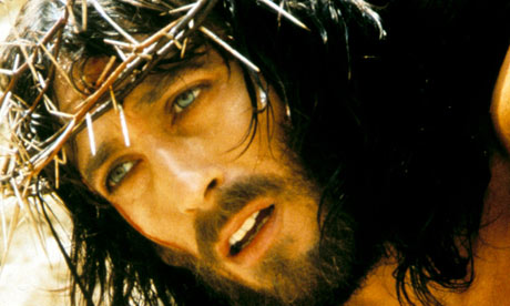 Jesus of Nazareth played by Robert Powell
